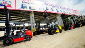 Công ty xe nâng MGA Việt Nam