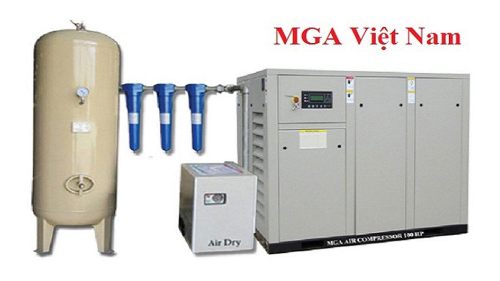 máy nén khí là gì